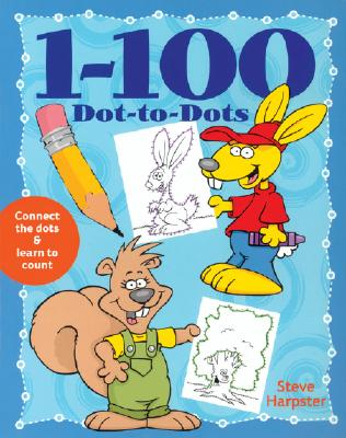 1-100 Dot-To-Dots By Harpster, Steve